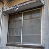 西伊豆町のアルミサッシ取り替え工事
